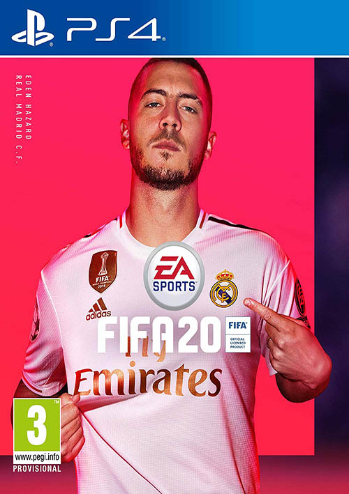 PS4 FIFA 20 PlayStation 4 FIFA