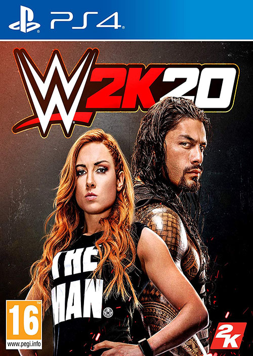 PS4 WWE 2K20 PlayStation 4 [tag]