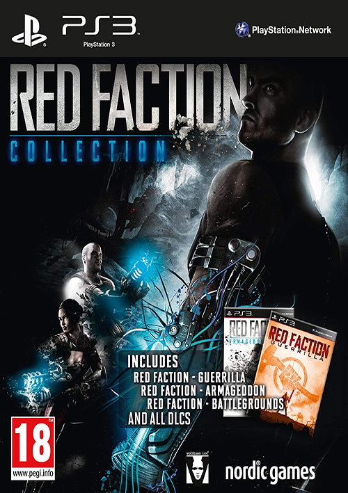 PS3 RED FACTION