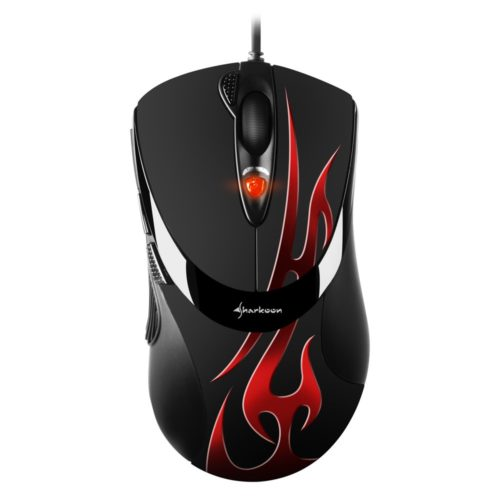 Sharkoon Fire Glider Optical Gaming Mouse