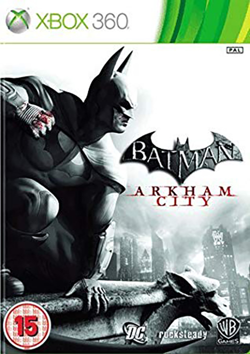 XBOX BATMAN ARKHAM CITY (Pre-Owned)